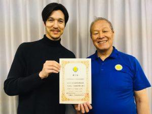 CS60開発者・西村光久先生とがんばるペレス